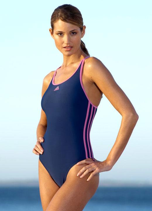 ADIDAS Three Stripe Swimsuit
