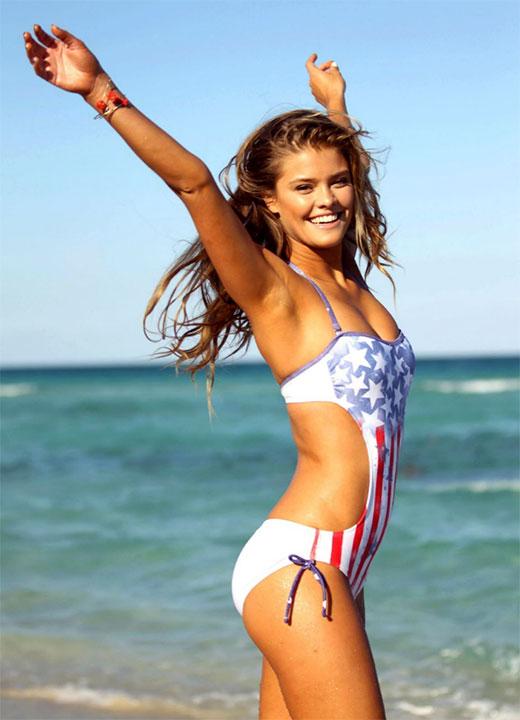 American Monokini