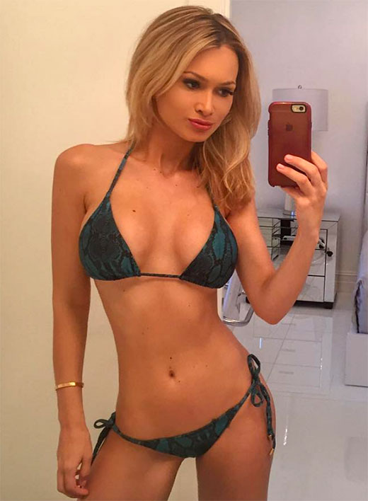 Ella Rose Bikini Selfie
