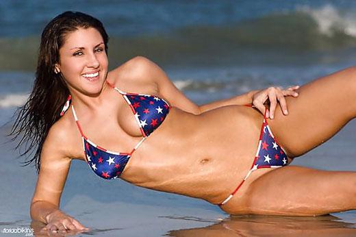 Stars Bikini
