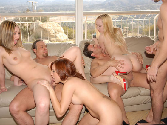 Bisexual Sex Party 35