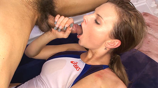 Blonde lesbians lick and fuck cuntpics